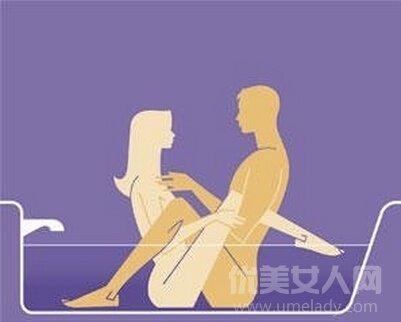 情趣性爱:水中性爱姿势技巧(图)