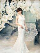 婚纱摄影模特梦婷最新写真