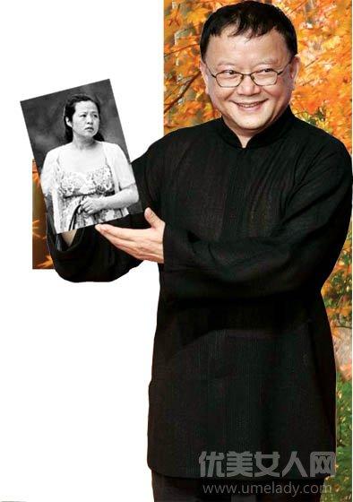 王刚第三任妻子郑艳东-王刚8岁儿子丁丁曝光 王刚老婆郑艳东个人资料图片