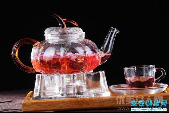玫瑰花茶的功效和作用有哪些 来月经能喝玫瑰花茶吗