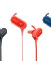 索尼蓝牙运动耳机MDR-XB50BS 夏日健身优选搭配