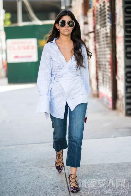 尼加拉蓝衬衫
