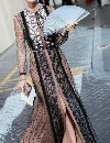 我不懂什么是仙女 穿上Valentino的裙子我总算明白了