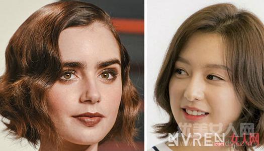 这几款减龄效果最佳的短发发型,你适合哪款?