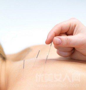 针灸的作用,针灸减肥与美容