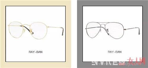 金属框眼镜_脸大怎么办?这4款眼镜让你时尚又显脸小!