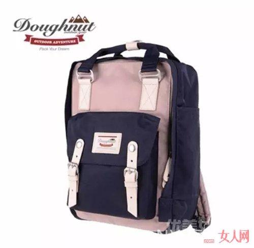 Doughnut包包介绍_这几款清新貌美又不贵的双肩包 你值得拥有!