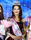 2018世界旅游小姐全球总决赛 俄罗斯美女夺冠颜值高