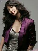 韩国女王李贞贤写真图片